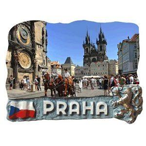 Magnetka Praha Staroměstské náměstí