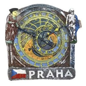 Magnetka Praha Staroměstský Orloj