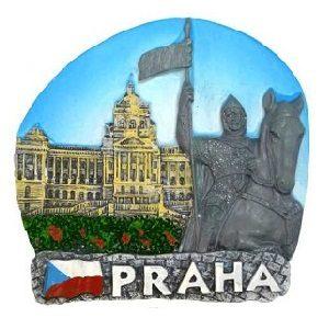 Magnetka Praha Václavské náměstí