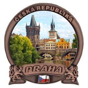 Magnetka Praha Karlův Most
