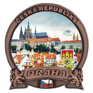Magnetka Praha Hradčany
