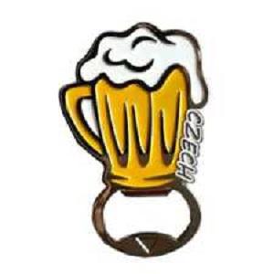 Magnetka otvírák Pivo