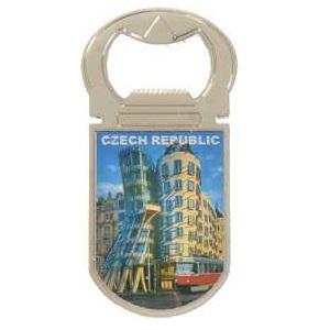 Magnetka otvírák Tančící dům