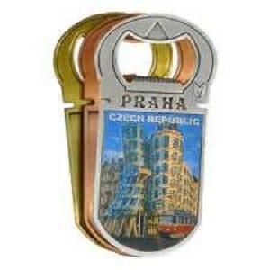 Magnetka otvírák Praha Tančící dům