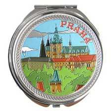 Zrcátko Praha Hradčany kresba