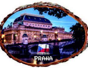 Magnetka Praha Národní divadlo