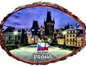 Magnetka Praha Prašná brána