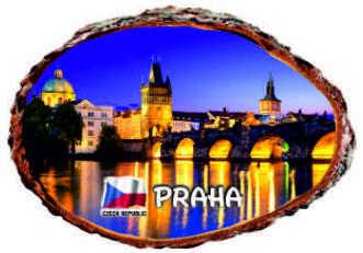 Suvenýr Magnetka Praha.
