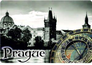 Magnetka Prague M3D-PR19